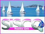 Sisco Nautica Web